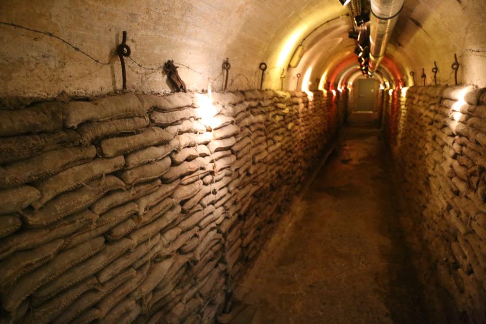 В Бельгии нашли военный бункер, похоронивший больше тысячи людей
