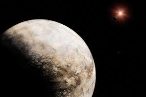 Астрономы-любители сообщили об открытии экзопланеты
