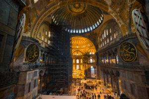 Что ждет собор Святой Софии в Стамбуле