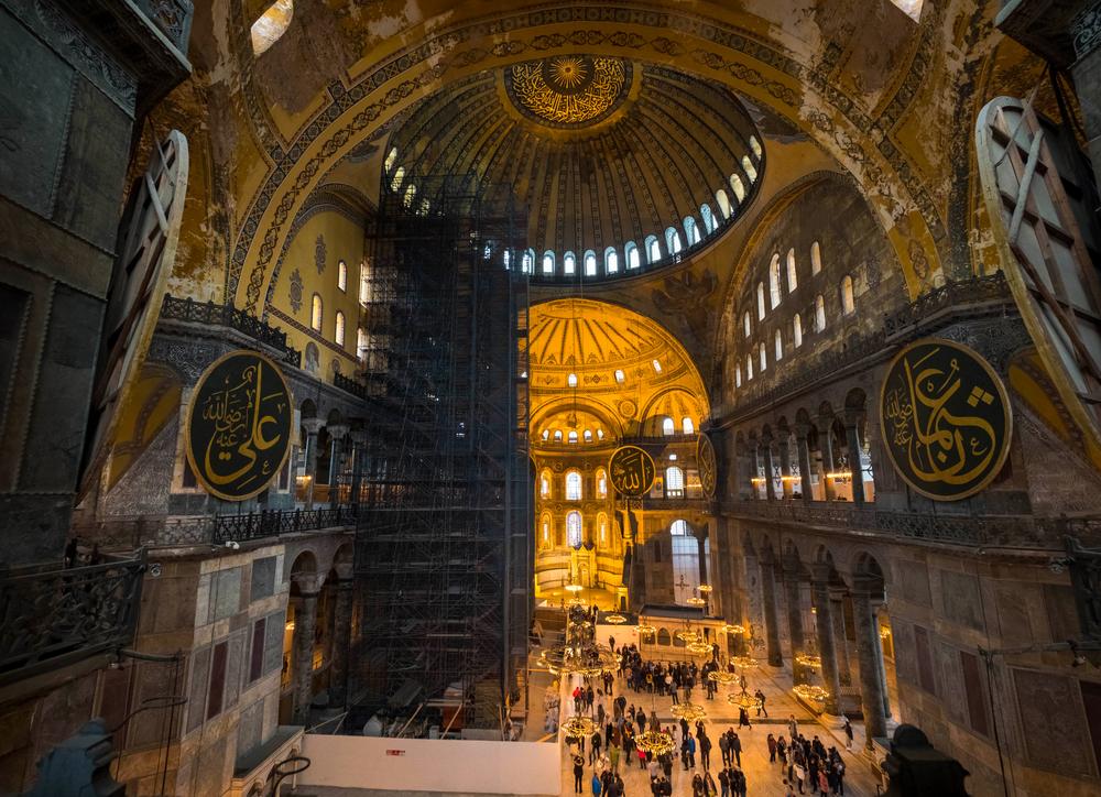 Что ждет собор Святой Софии в Стамбуле.Вокруг Света. Украина