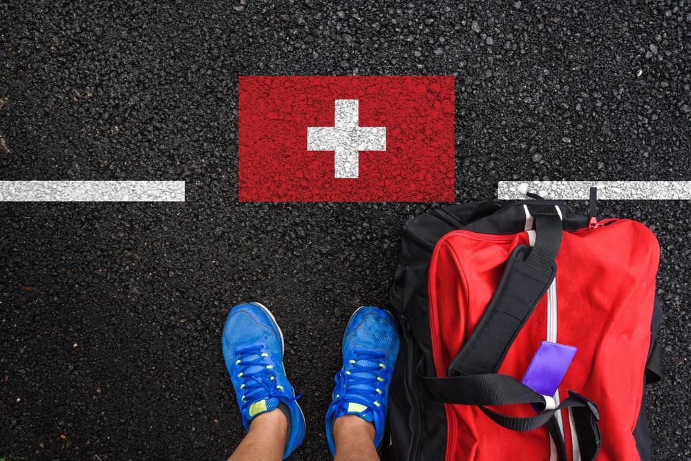 Швейцария пустит влюбленных, разлученных коронавирусом.Вокруг Света. Украина