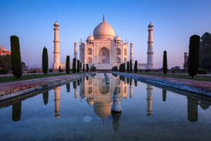 В Индии передумали открывать Тадж-Махал для посетителей