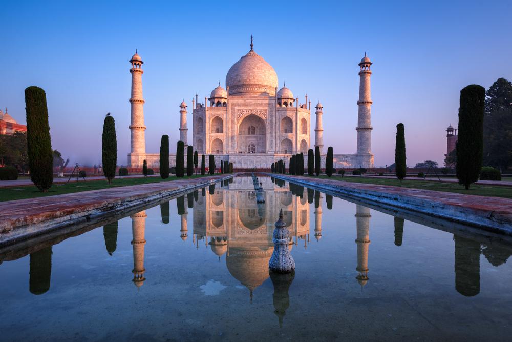 В Индии передумали открывать Тадж-Махал для посетителей.Вокруг Света. Украина