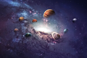 Астрономы определили центр Солнечной системы с точностью до 100 метров