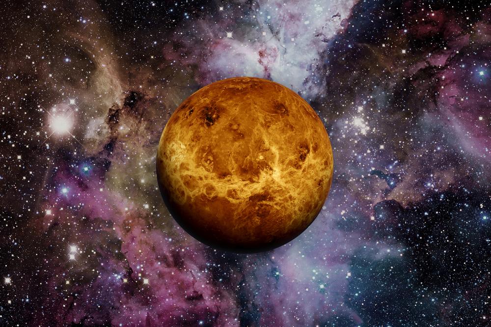 На Венере обнаружили 37 активных вулканов.Вокруг Света. Украина