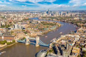 Темзу назвали одной из самых загрязненных микропластиком рек