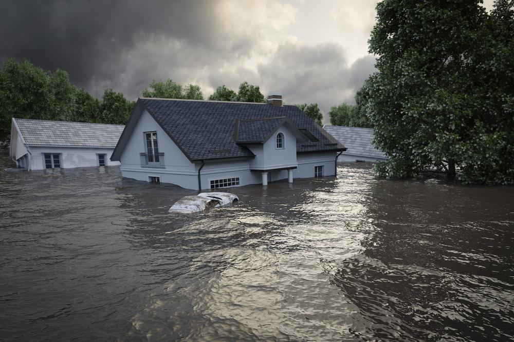 Последние 30 лет в Европе стали рекордными по наводнениям