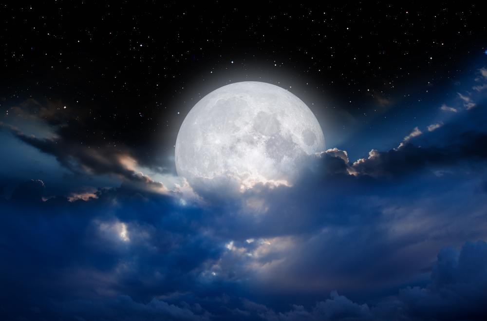 5 июля земляне увидят Громовую Луну.Вокруг Света. Украина