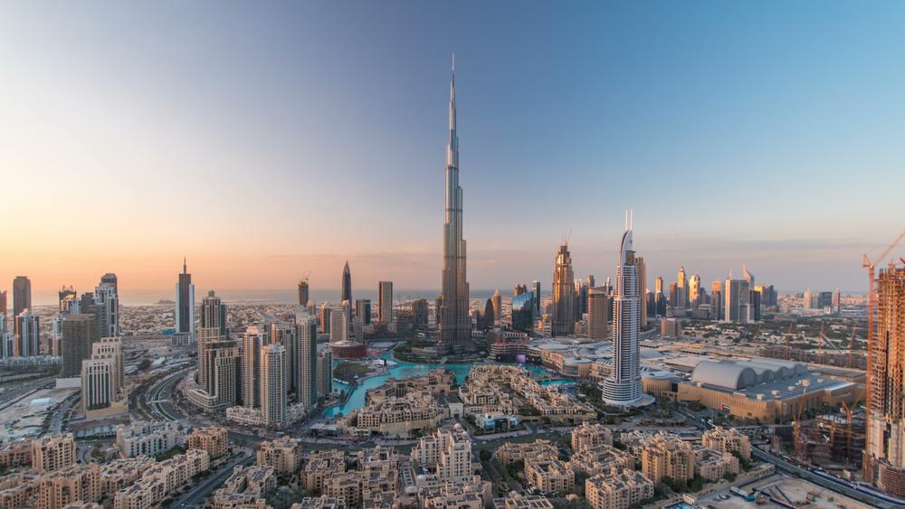 Бурдж Халифа – самый высокий небоскреб мира