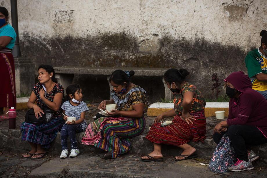 Голод может унести больше жизней, чем COVID-19
