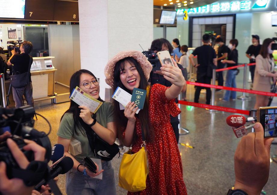 В тайваньском аэропорту запустили псевдо-рейсы для скучающих по путешествиям