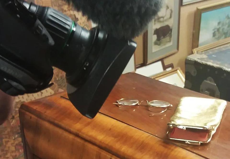 В Англии очки Махатмы Ганди выставят на аукцион за $19 000