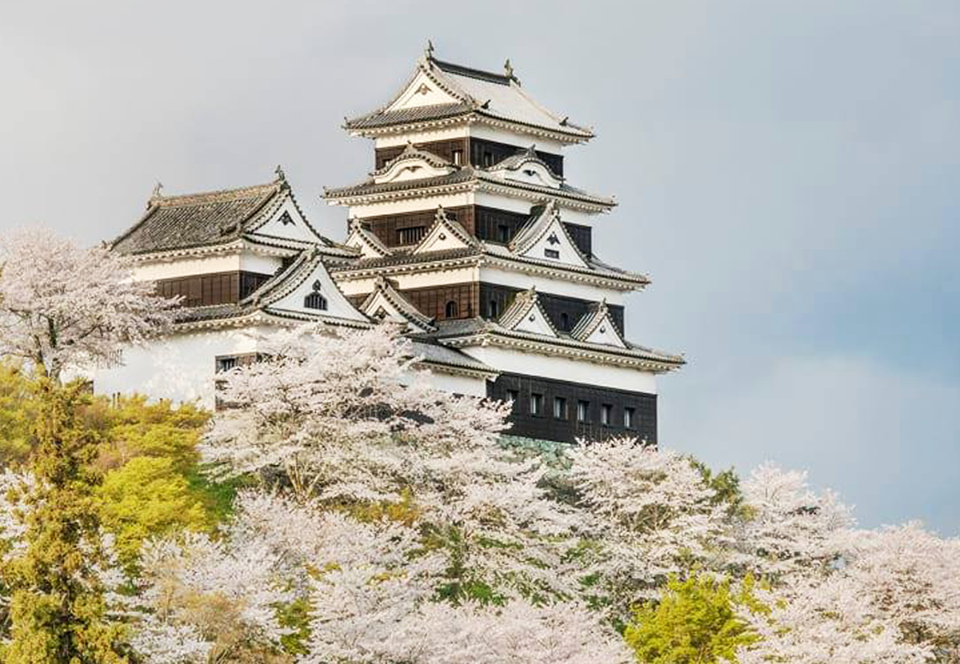 В Японии появился первый отель в деревянном замке