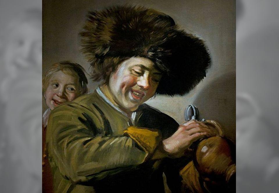 Из музея в Нидерландах третий раз украли известную картину.Вокруг Света. Украина