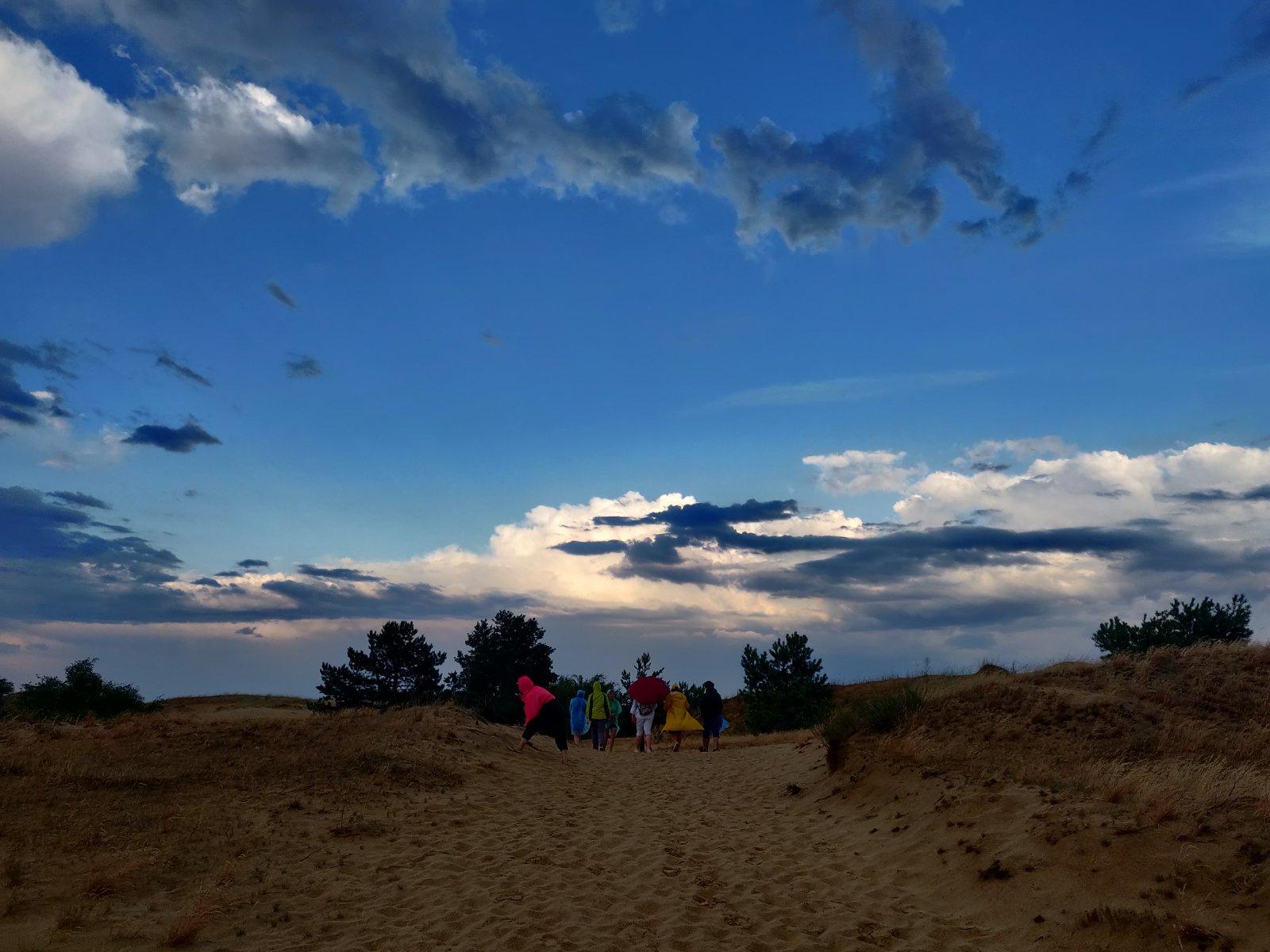 Открытие Украины: чего вы не знали об Олешковских песках и Аскании-Нова