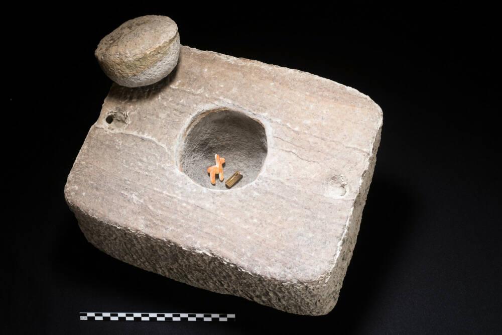 В озере Титикака нашли жертвоприношение инков