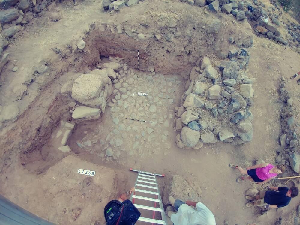 Археологи обнаружили город библейских чудес
