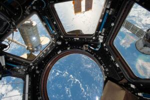 На Международной космической станции зафиксировали утечку воздуха