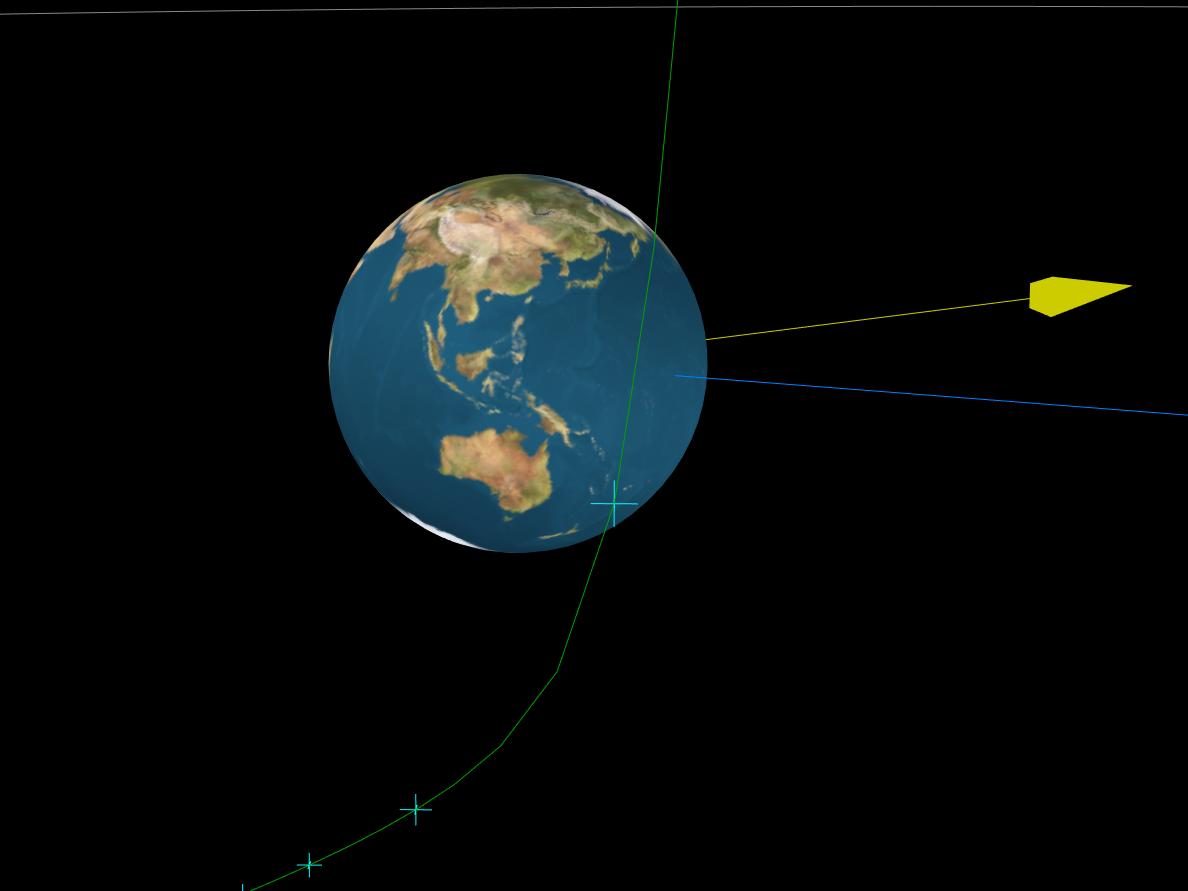 Астероид подлетел рекордно близко к Земле. До тех пор астрономы его не замечали