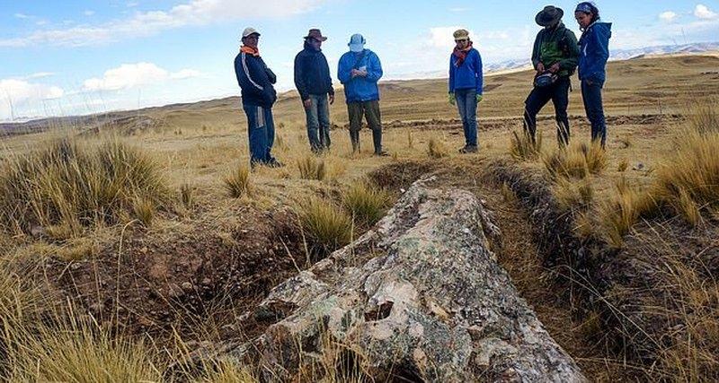 10 млн лет назад на месте современных пустынь в Андах росли леса.Вокруг Света. Украина
