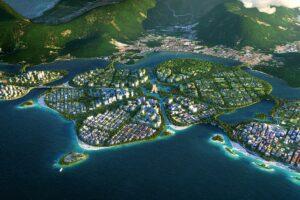 У побережья Малайзии появятся рукотворные эко-острова