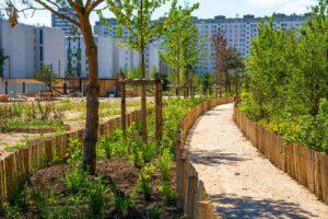 Природа возвращается: Париж обзавелся новыми зелеными зонами