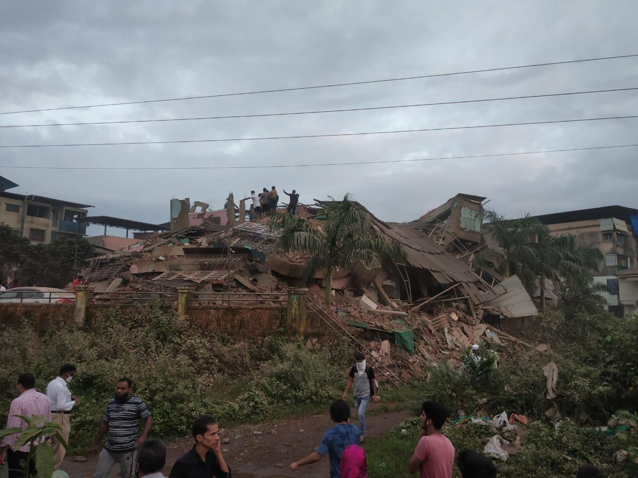 В Индии ребенок 20 часов пролежал под руинами дома.Вокруг Света. Украина