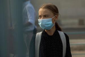 Грета Тунберг возвращается в школу спустя год климатического активизма