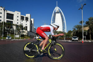 Дубай становится более дружественным к велосипедистам