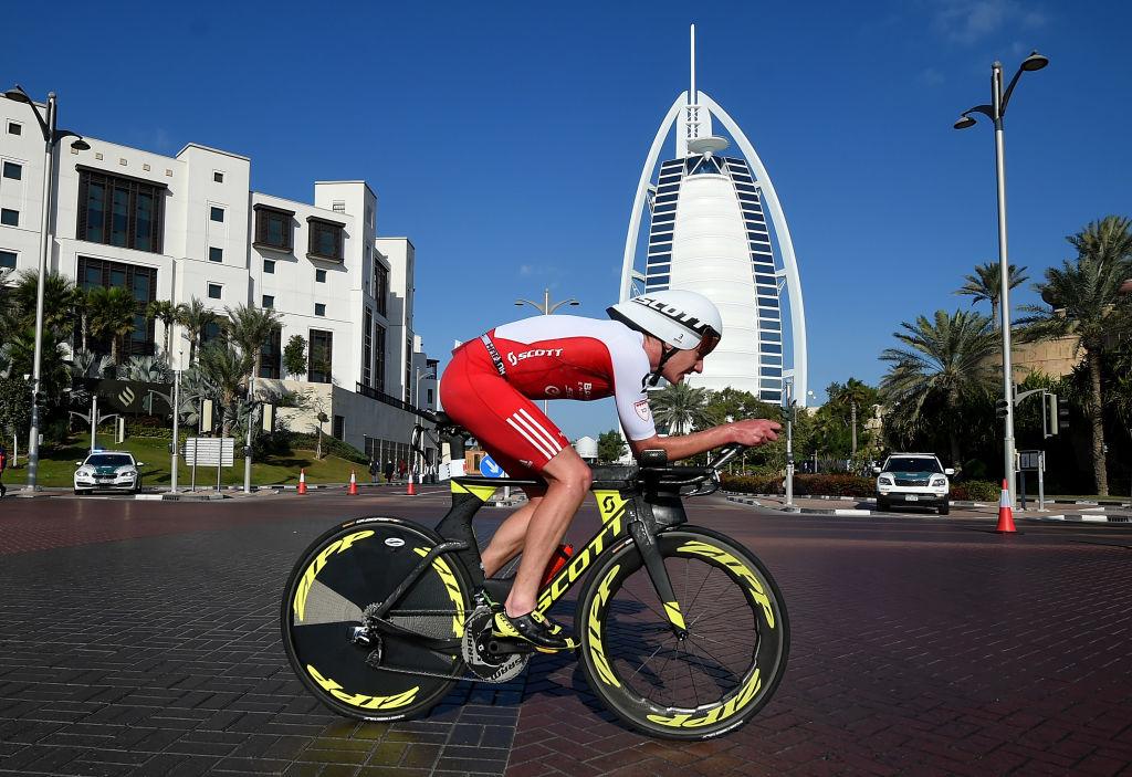 Дубай становится более дружественным к велосипедистам.Вокруг Света. Украина