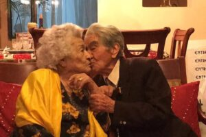 Пожилые эквадорцы стали старейшими супругами в мире
