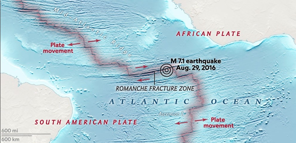 Геологи обнаружили землетрясения – бумеранги.Вокруг Света. Украина