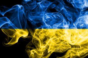 Высочайшие здания мира стали сине-желтыми
