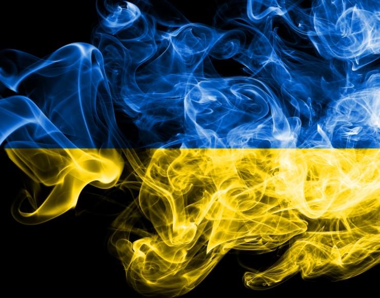 Высочайшие здания мира стали сине-желтыми.Вокруг Света. Украина