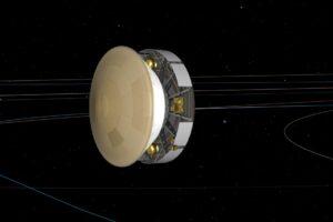 Марсоход Perseverance путешествует онлайн