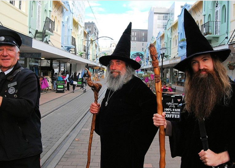 В Новой Зеландии работает штатный волшебник