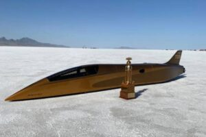 71-летний американец установил рекорд скорости
