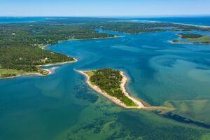 Американский остров Симпсон впервые за 300 лет открылся для публики