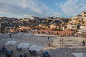В Порту появился район для любителей вина