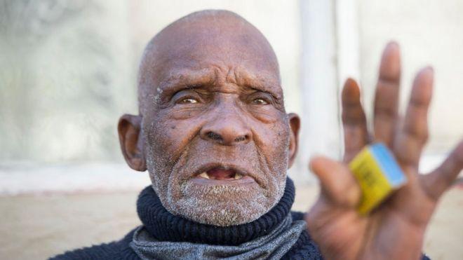 В Южной Африке умер старейший мужчина на Земле