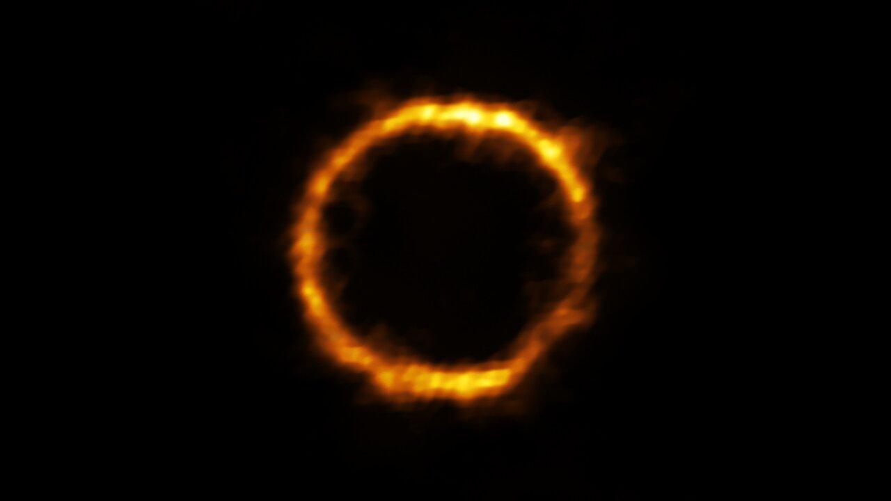 Астрономы обнаружили в ранней Вселенной галактику, поразительно похожую на Мечный Путь