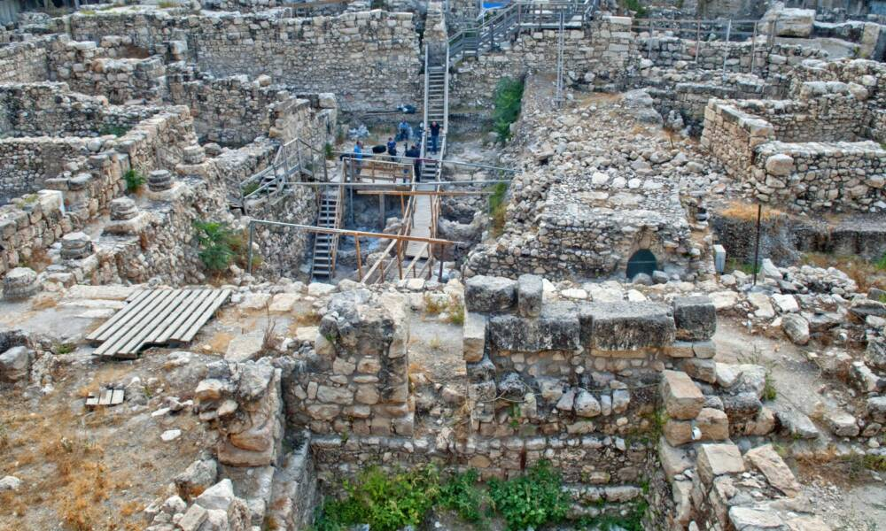 Магнитное поле Земли рассказало о сожжении Иерусалима