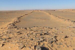 Археологи ломают голову над загадочными каменными структурами в Саудовской Аравии