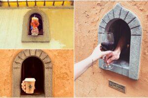 Винные окна: Италия возобновила вековую традицию из-за пандемии