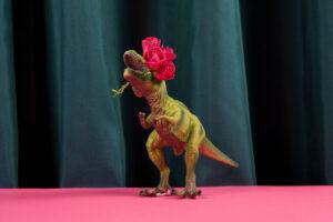 Как у динозавров отличить самца от самки