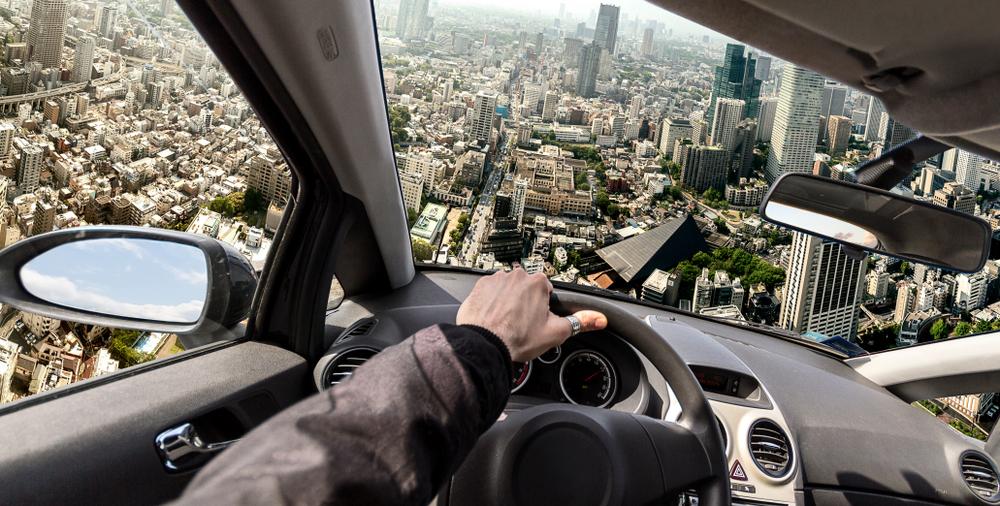 В США приняли закон о летающих автомобилях