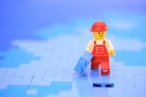 Мальчик нашел в носу давно потерянную деталь Lego