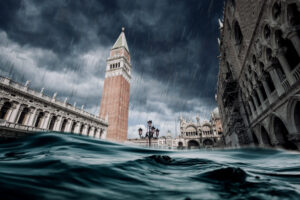 Эколог предложила утопить Венецию