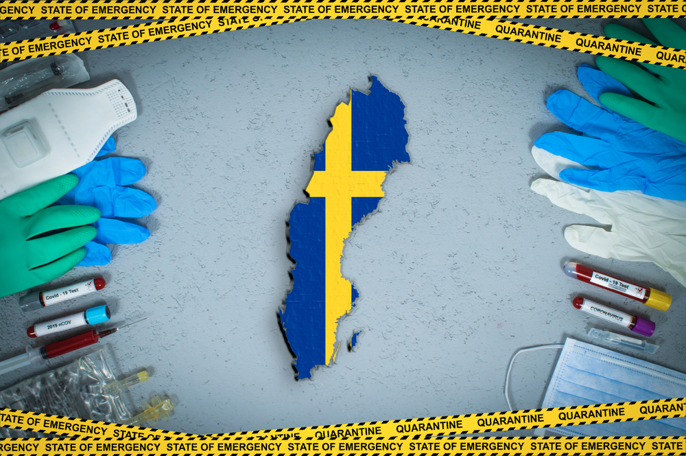 Швеция зафиксировала высочайший уровень смертности за 150 лет.Вокруг Света. Украина