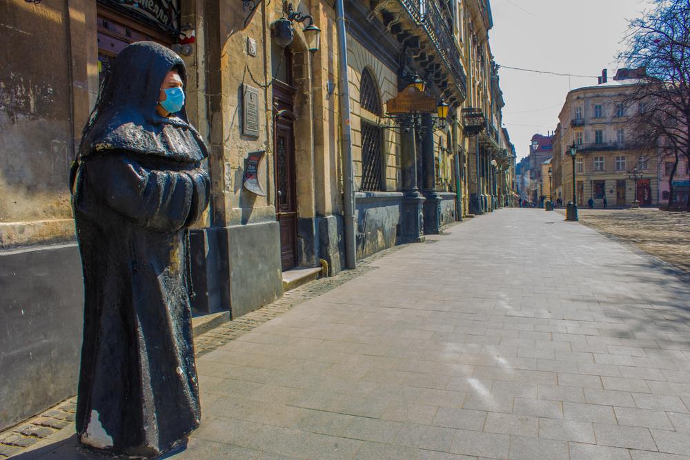 Новые правила карантина в Украине: что меняется.Вокруг Света. Украина